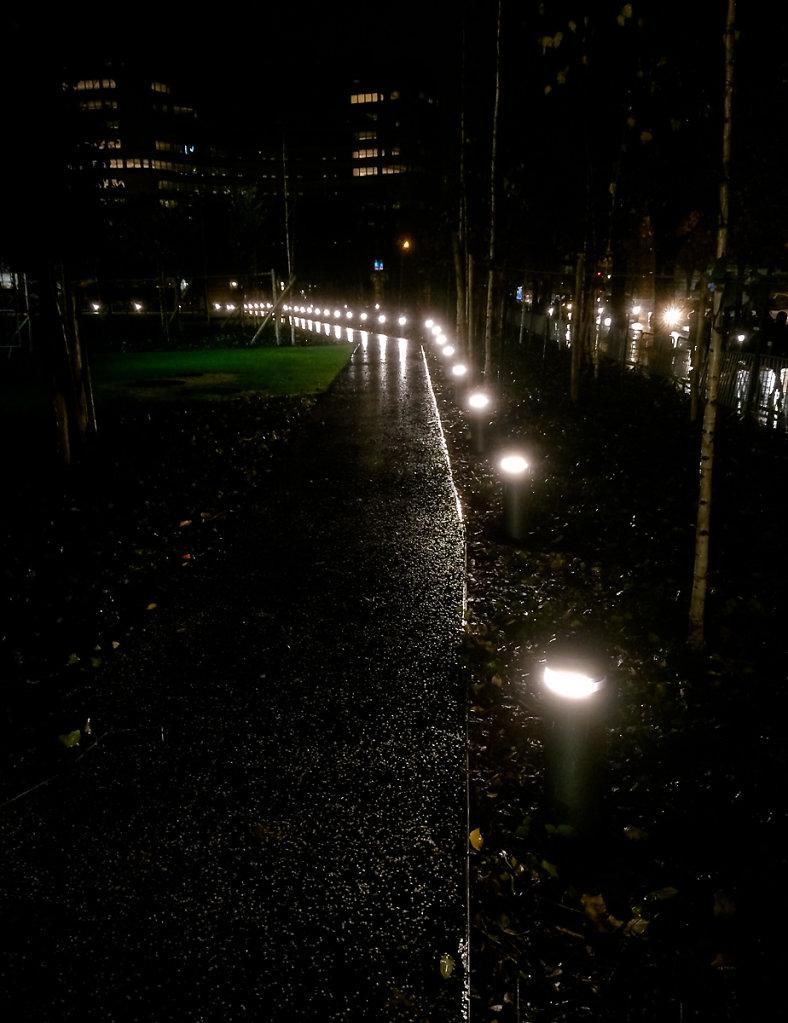 Chemin de lumière