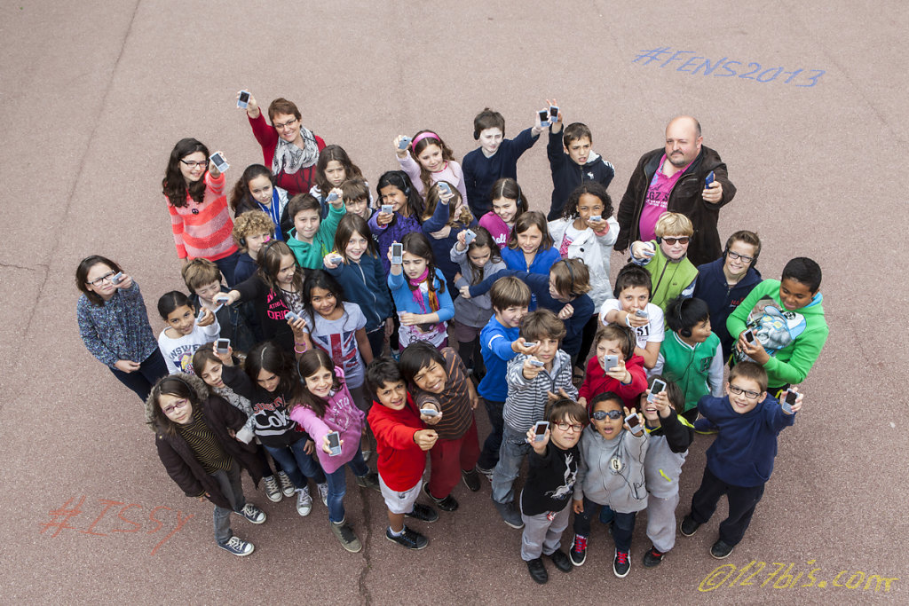 Ecole Primaire Saint Germain, classes de CM2A et CM2B. Générat