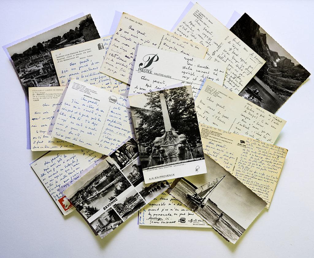 Parentalité - Cartes postales