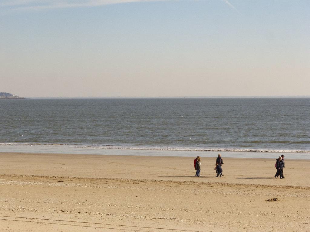 Parentalité - À la mer